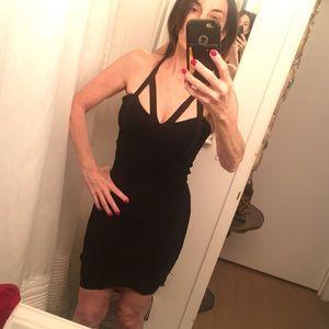 Sexy Bebe bandage dress
